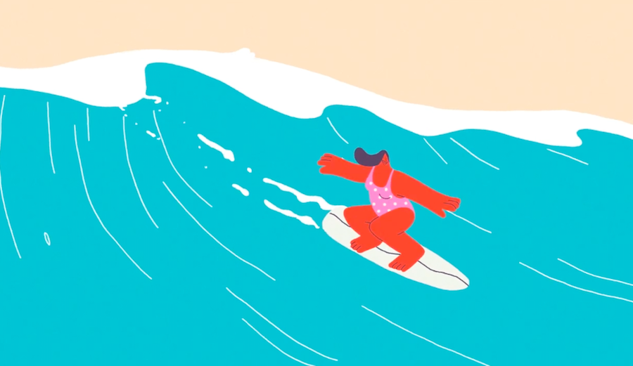 This Animated Short Will Make You Appreciate the Complex Science Behind Riding Waves