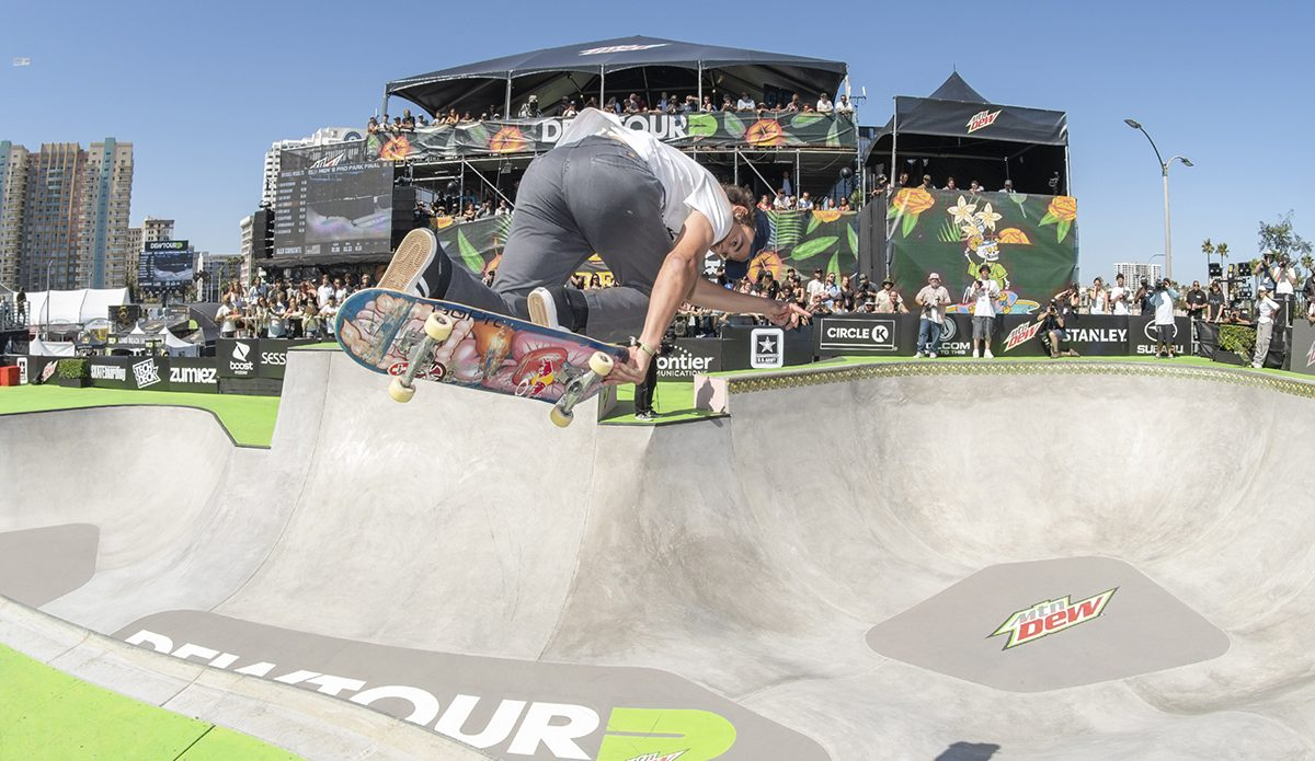 Dew Tour Announced As First and Last Event for Olympic Skateboarding Qualification