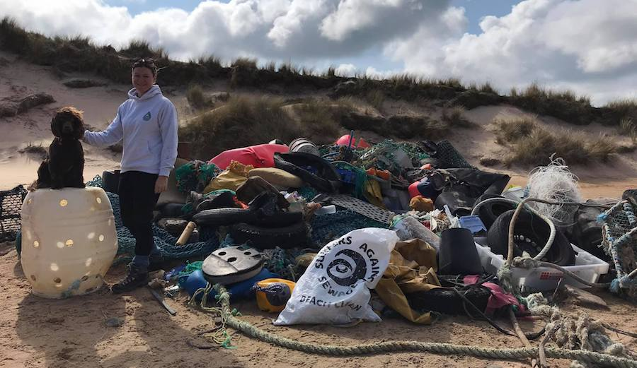 Surfers Against Sewage Organizes UK-Wide Beach Cleanups 45,000+ Volunteers Strong