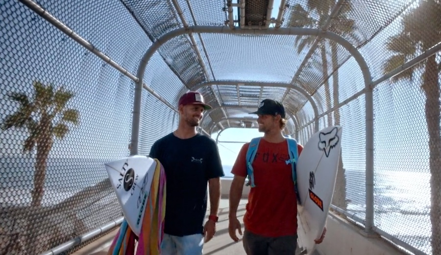 Here's a First Glimpse of the Hobgood Brothers Documentary 'And Two If By Sea'