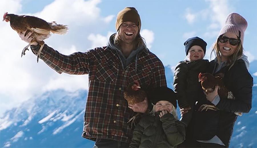 Charismatic Freeskier Dave Treadway Died in BC This Week But His Light Shines On