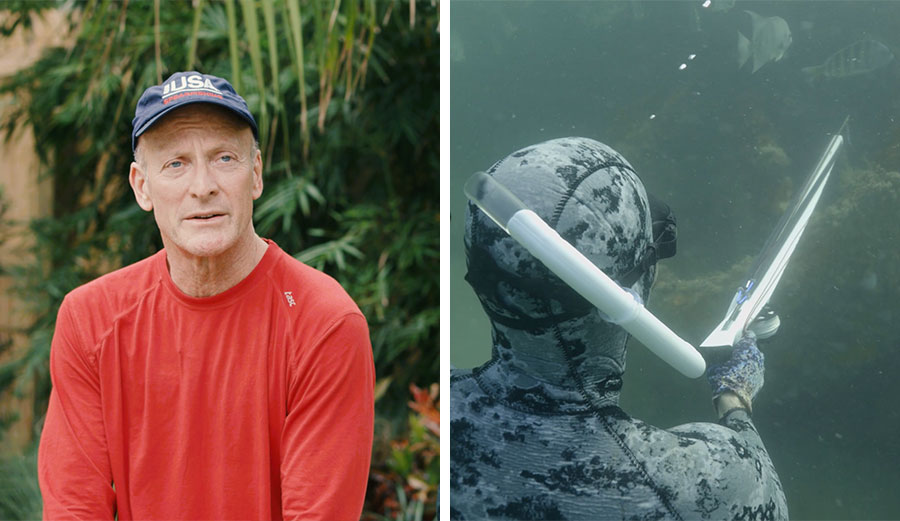 Here's How Lifelong Spearfisherman G.R. Tarr Turned His Passion Into a Career