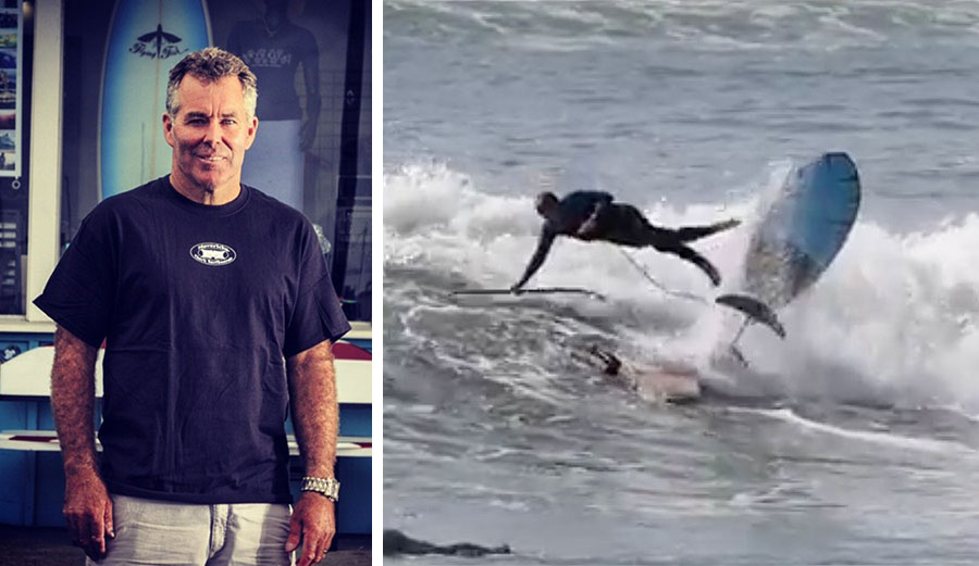 Jeff Clark on the Foiling Mishap Heard 'Round the World: 'Fear the Hate, Not the Foil'