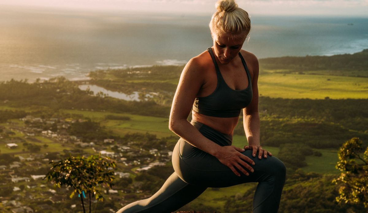 Here's Body Glove x Tatiana Weston-Webb's Brand New Activewear Eco Collection, 'Sanctuary'