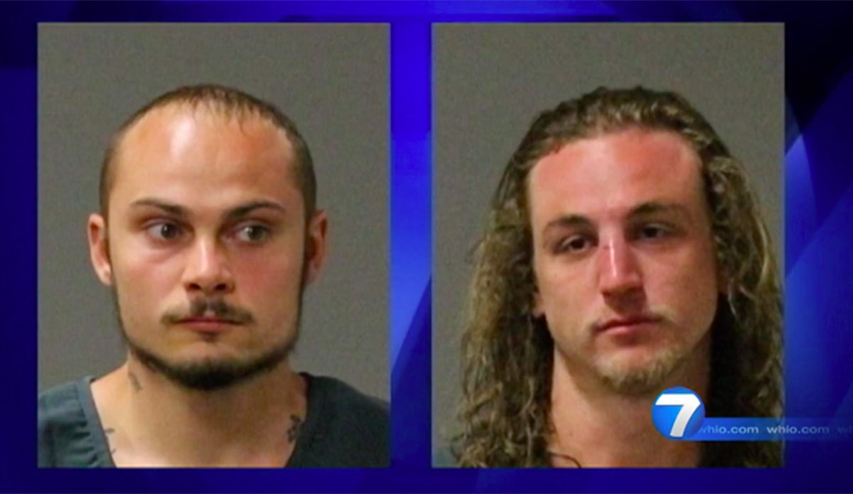 These 2 Guys Tried to Surf the Miami River in Ohio and Got Arrested
