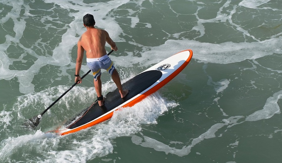 Judge Sentences SUPer Who Assaulted Surfer With Paddle to Five Years in Prison