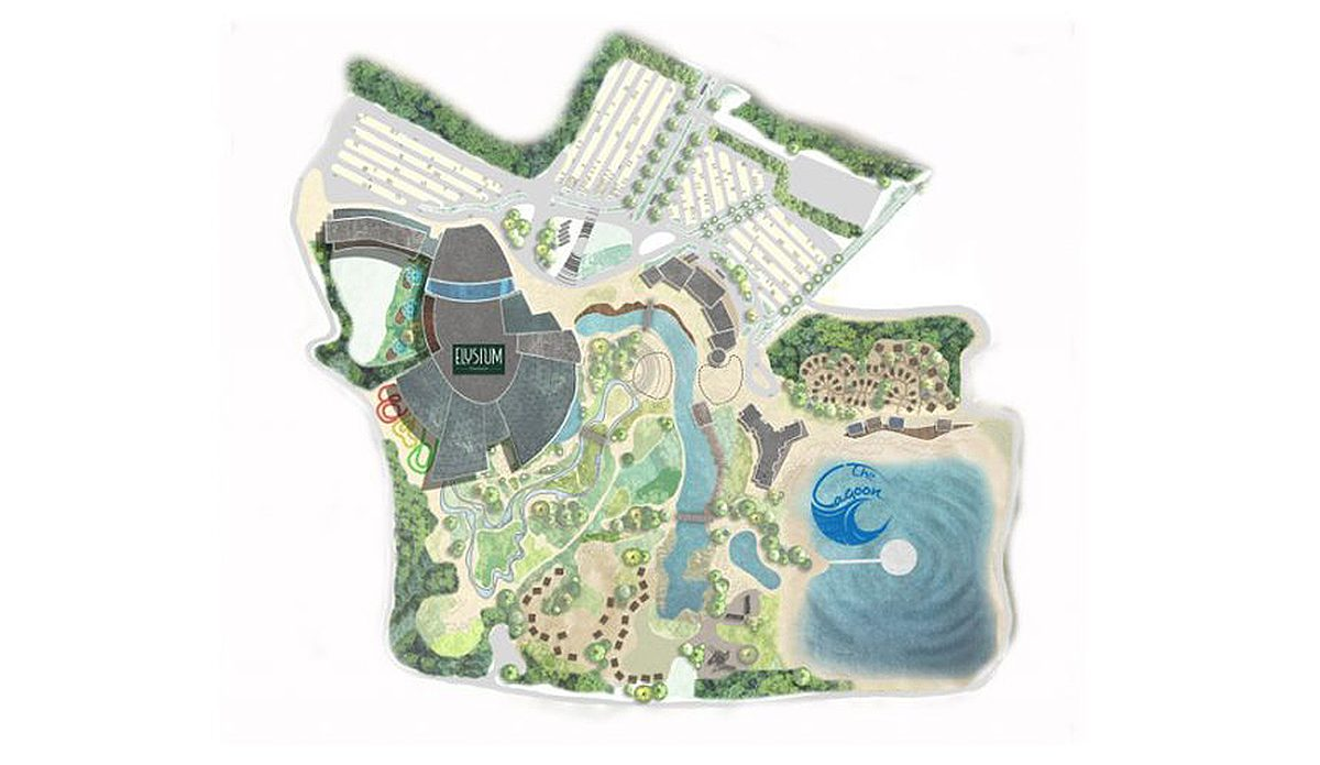 $45 Million Surf Lakes Resort Will Open in the UK