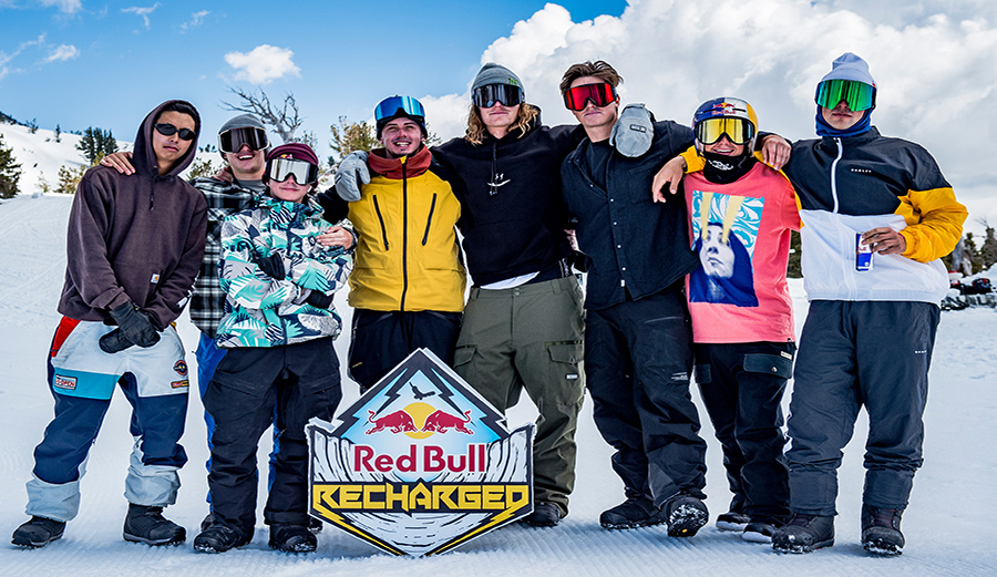 Mark McMorris Wants to Change Competitive Snowboarding With His 'Red Bull Recharged' Event