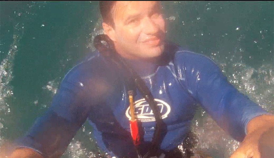 Brazilian Bodyboarder/Kitesurfer Dies at Puerto Escondido