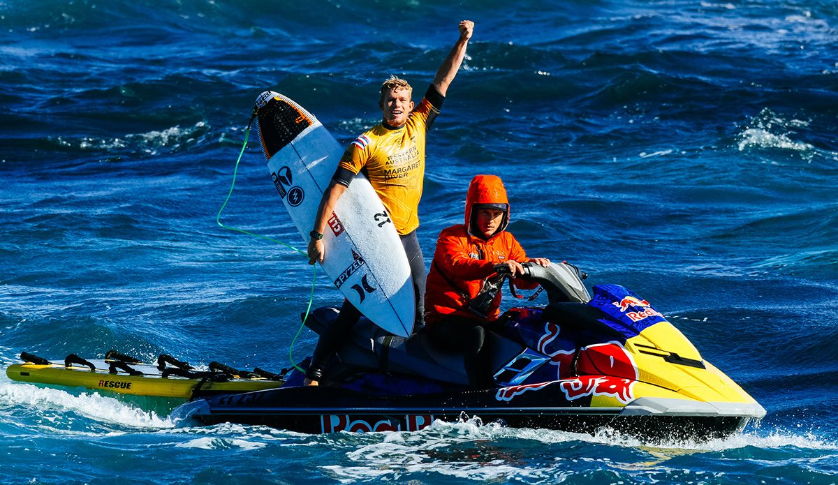 Sharks Put the Margaret River Pro on Pause Again Before John John Florence and Lakey Peterson Win