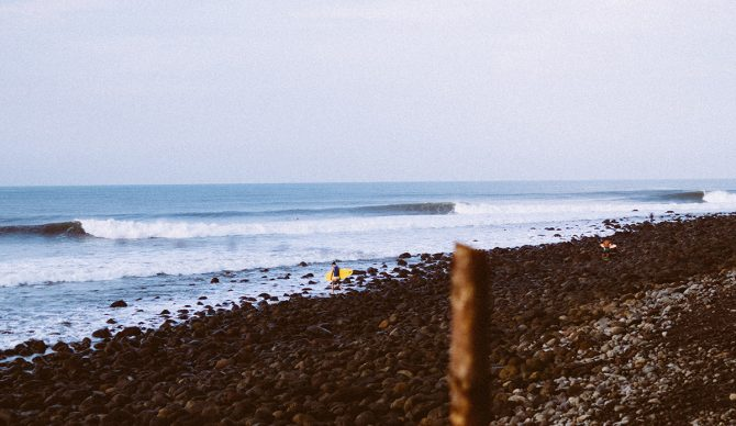 El Salvador Surf Lineup