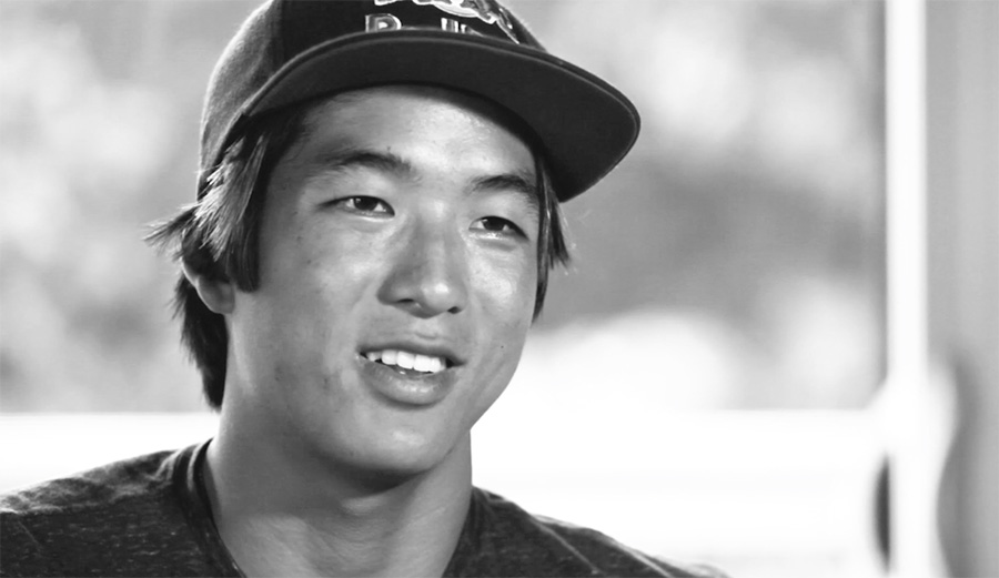 Kanoa Igarashi Discusses Motivation, Supporting His Family, and Maintaining the Lifestyle