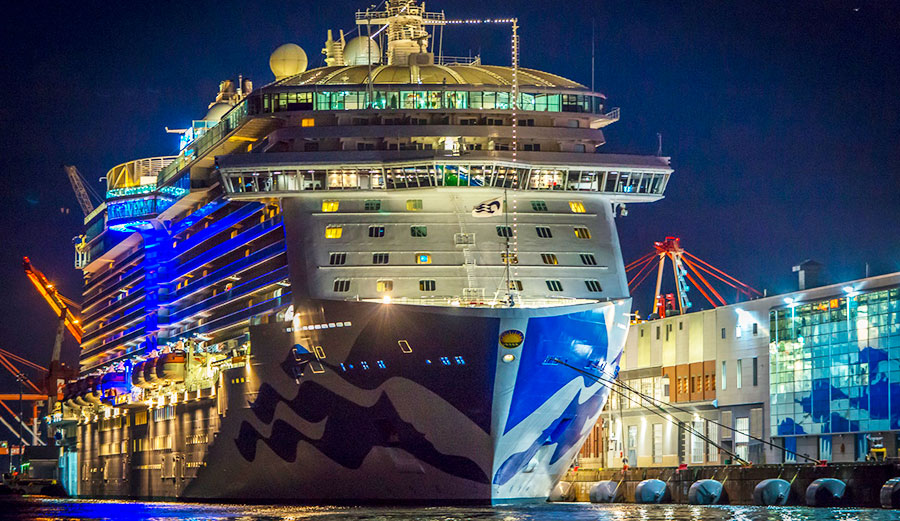 Carnival Cruise Lines Ordered To Pay 20 Million Fine