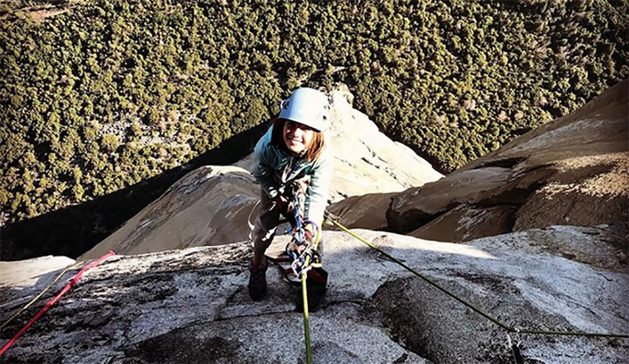 10-Year-Old Selah Schneiter Becomes Youngest Climber to Ever Scale Nose of El Capitan