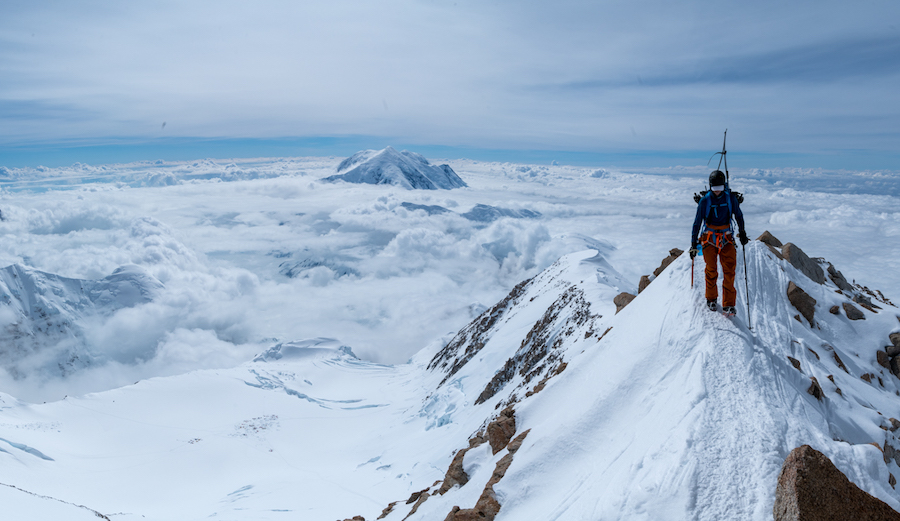 Ian Walsh Summited (and Snowboarded) Denali; He Details the Expedition For Us