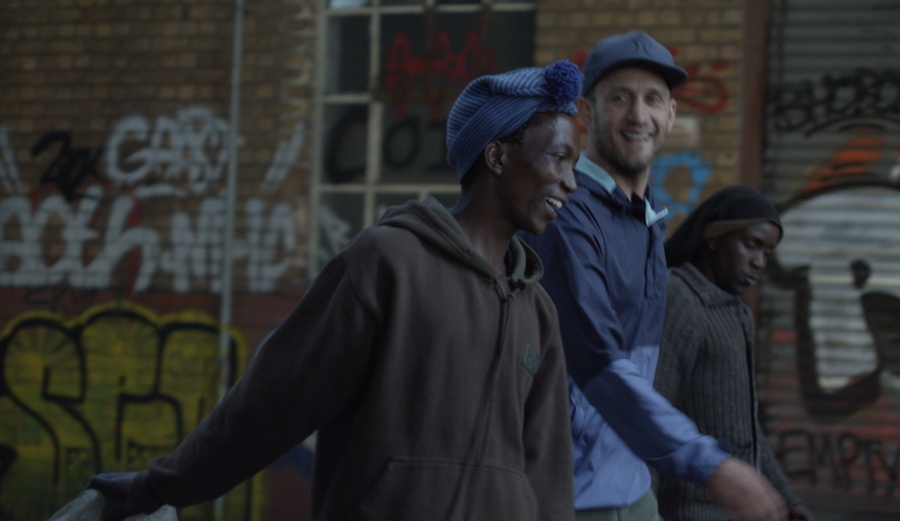 Meet Johannesburg's 'Street Surfers' Who Earn Their Living From Recycling Plastic