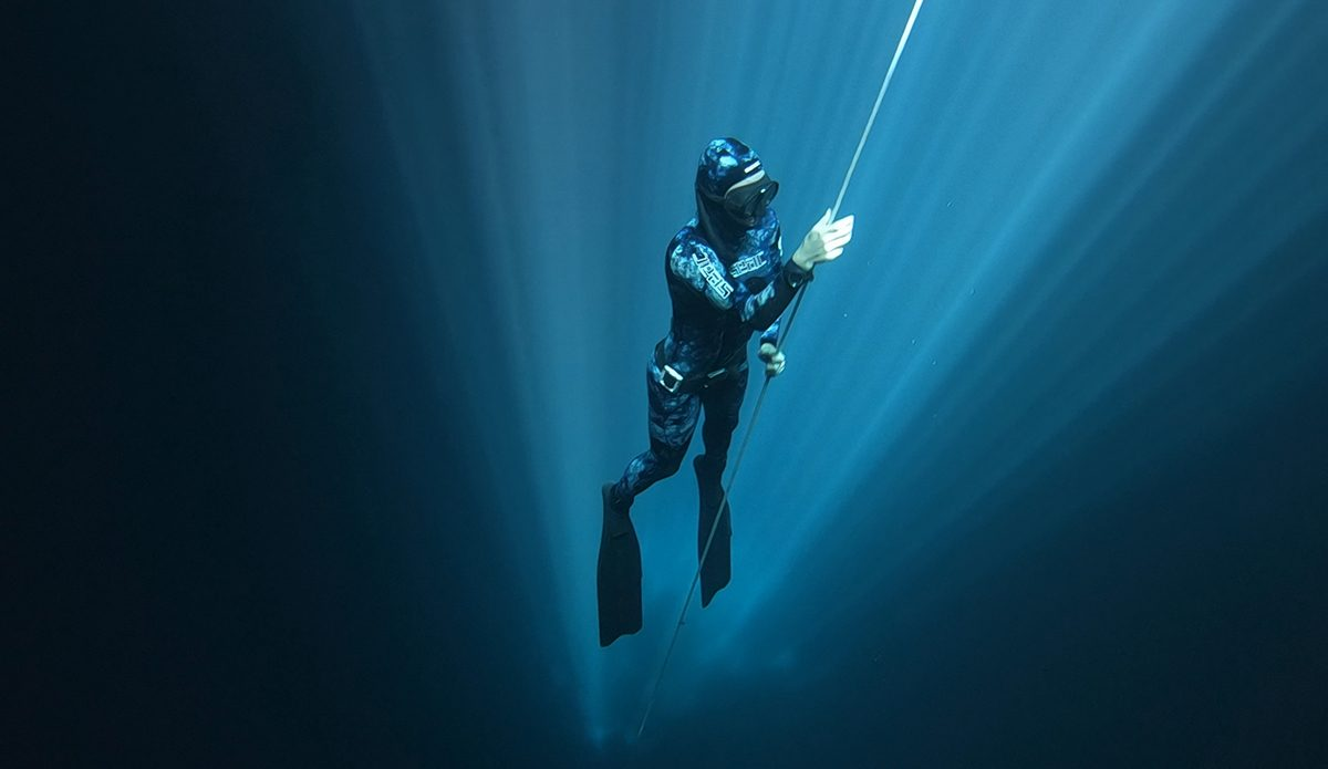 Learning to Freedive in Mexico Changed My Life; Here's How