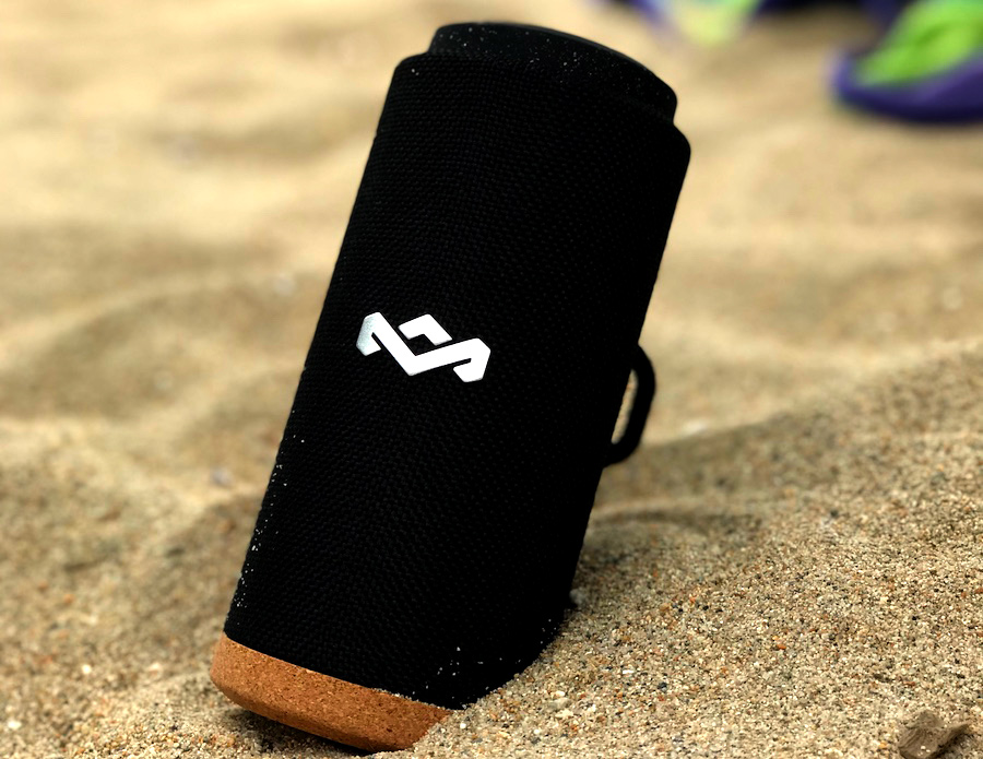 Gear We Test: This Waterproof Sand-Proof Speaker Is the Ultimate Beach Day Wingman