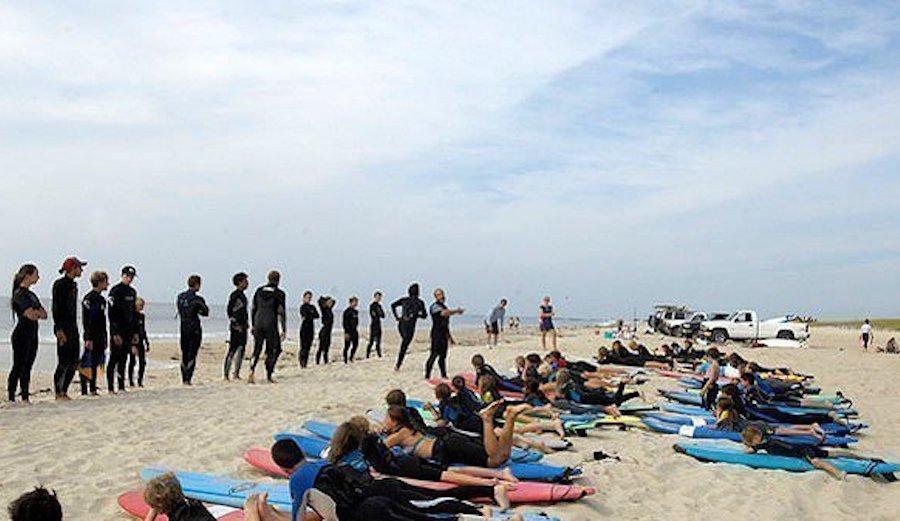 Southampton 'Surf Ban' Dies a Quick Death