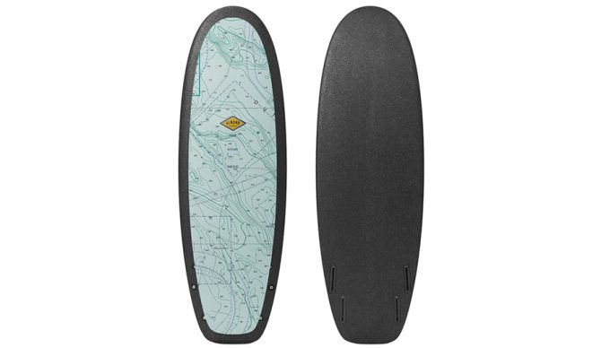 Almond Surfboards R Series Soft Top