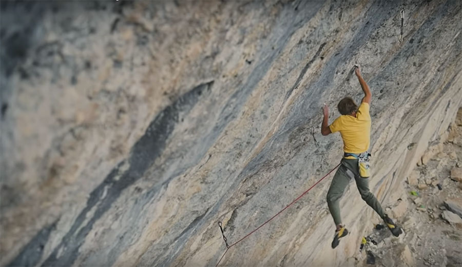 Here's a Film That Documents the Agony, Frustration, and Unadulterated Joy of Rock Climbing