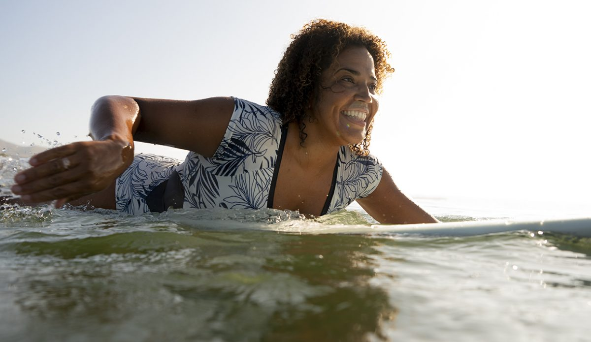 Danielle Lyons Is Unapologetically Redefining Surfing's Image