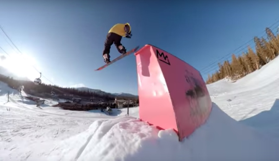 How to Make Park Riding Look Fun? This GoPro Edit From Mammoth Is the Answer