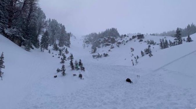 Snowboarder Buried in Avalanche on Wyoming's Teton Pass Still Missing