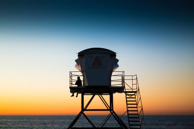 A Lifeguard's Perspective on the San Diego Beach Closures after Four Guards Contract Coronavirus