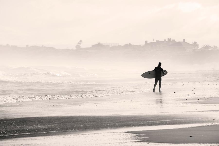 I Surf and I'm Having an Affair