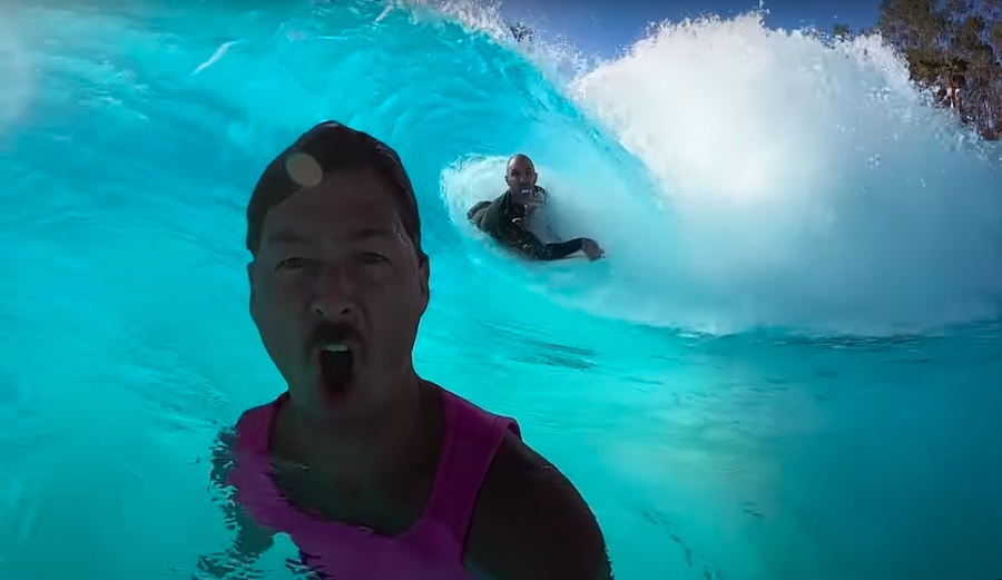 The Palm Springs Wave Pool Hype Is Starting to Ratchet Up Big Time