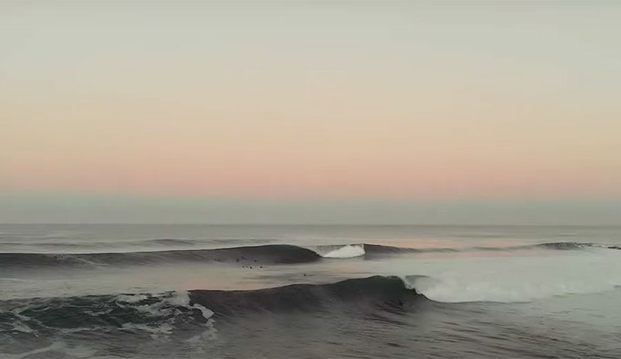 Nic von Rupp and Frederico Morais Score a Magical Session at 'the Best Right in Portugal'
