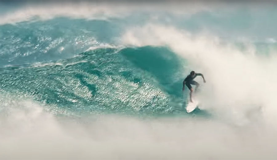 The North Shore's Endless Winter: Koa Rothman Scores 'Huge Sunset Point' In May