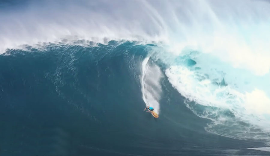 The Nominations for the Big Wave Paddle Awards are Absolutely Bonkers