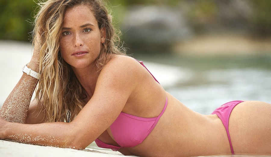 Courtney Conlogue Talks About Her SI Swimsuit Shoot and the Publication's New Outlook