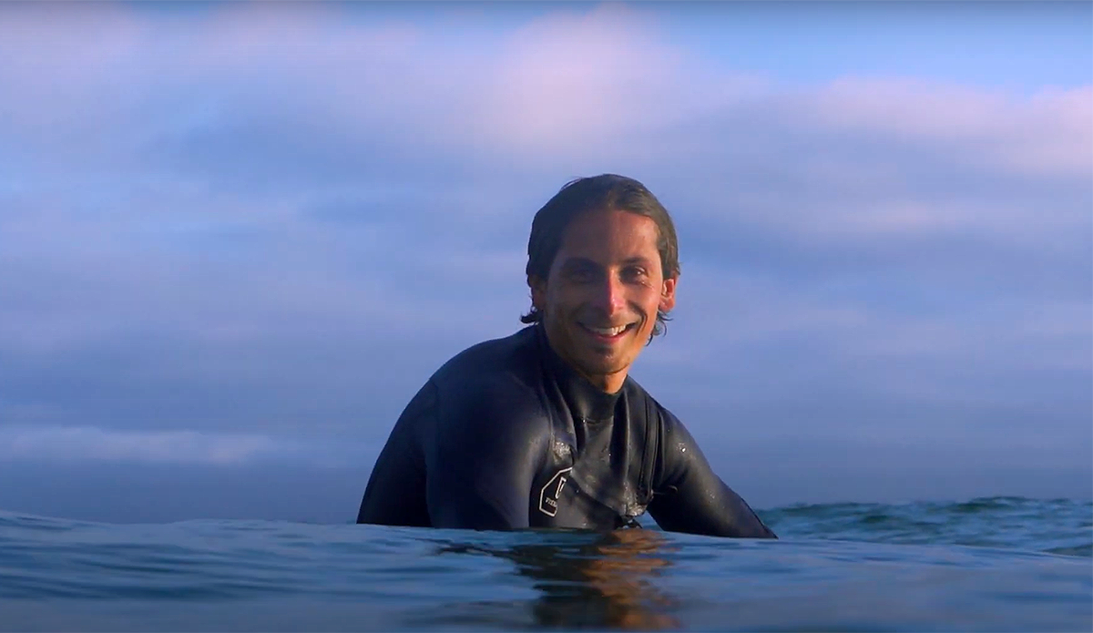 This Man Gives an Honest Account of Surfing While Battling Lyme Disease