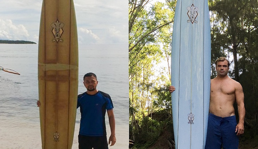 Doug Falter's Surfboard Floated to the Philippines; It Might Bring Surfing to a Remote Island