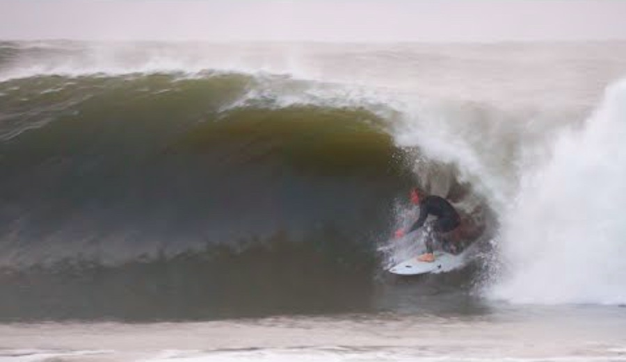 Ben Gravy: This Was the 'Best Hurricane Surf of My Life'