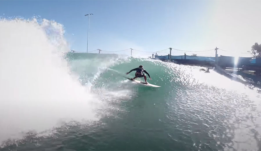 Casey Neistat's Trip to the Surf Ranch Is a Look at What It's Like for an Average Surfer to Ride Kelly's Wave