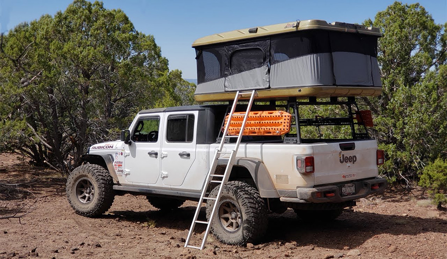 This Is Why I Use a Roof-Top Tent For Road Tripping