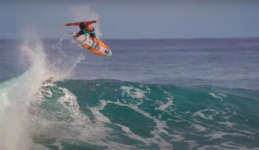 8 Minutes of Raw Mason Ho Footage at Rocky Point Is Just What You Need to End Your Week