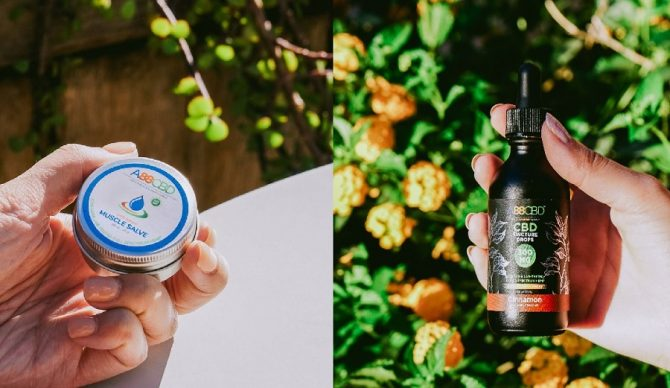 a88cbd muscle salve and tincture