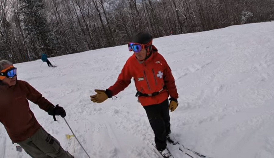 In 'Loony' Run-in With Ski Patrol, Poachers Unfazed by Pass Clipping, Get on the Next Chair