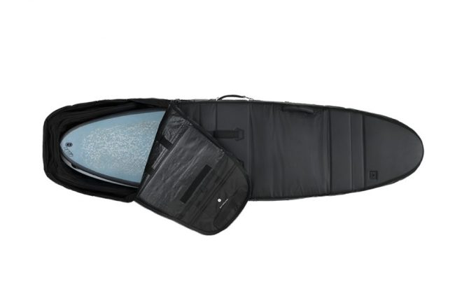 the bunker surfboard luggage