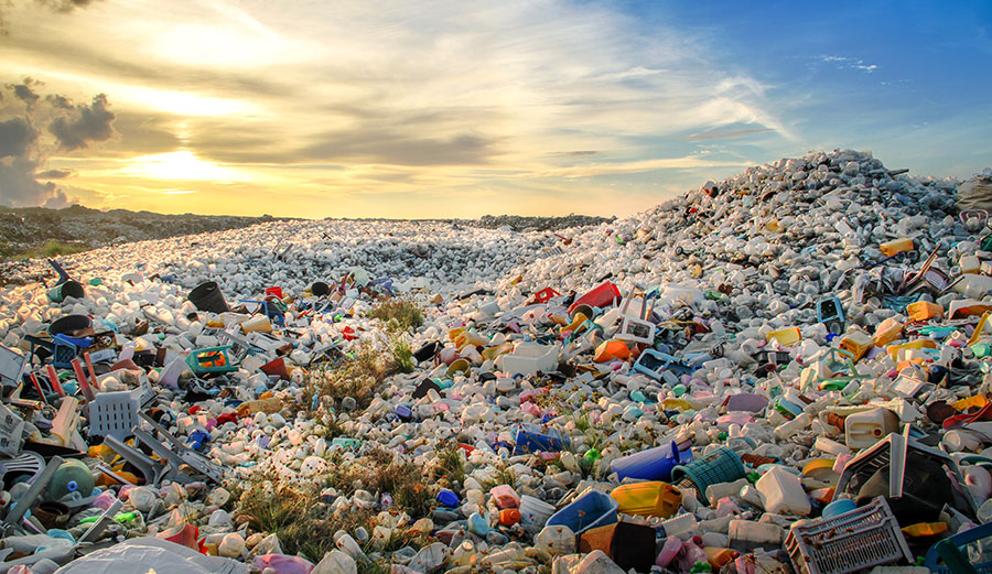 Plastic Pollution: Chemical Recycling Technology Could Help