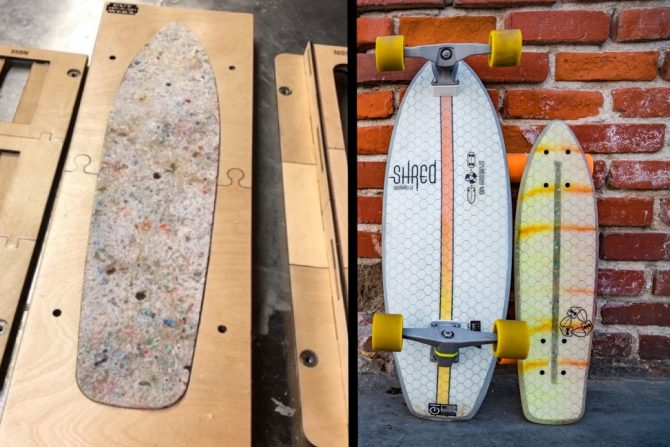 shred skateboards