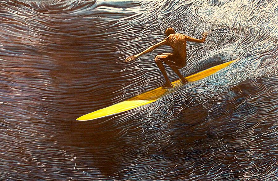 surf artists Joshua Paskowitz