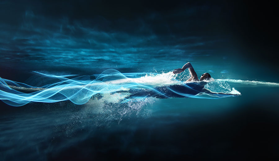 Swimming offers a host of beneficial effects on the brain.