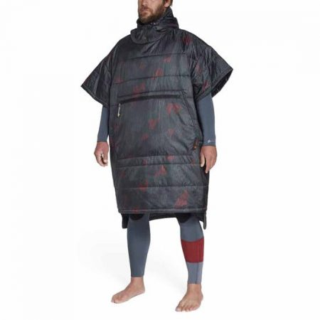 Voited Surf Poncho