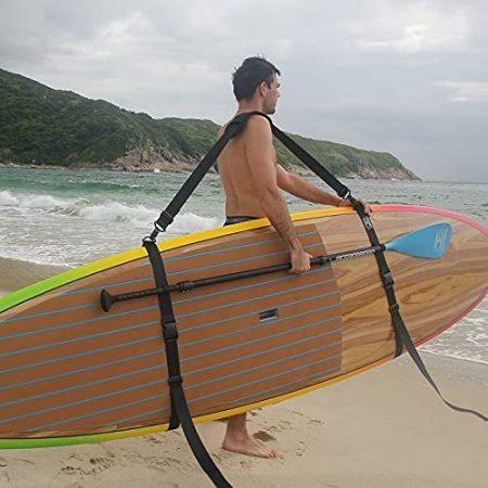 OCEANBROAD SUP longboard carrier best surfboard carriers
